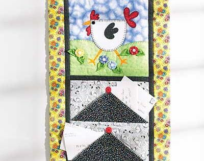 Quilting kitchen patterns chicken wall quilt fill the for Kitchen quilting ideas