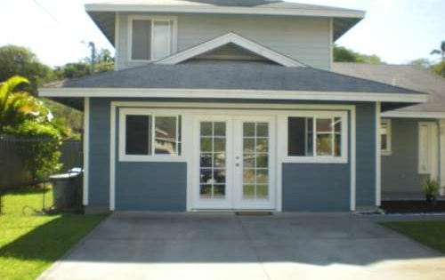 Convert Exterior Garage Door With Windows And Affordable