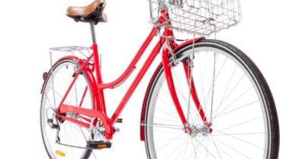 Kmart Image For 700c 70cm 28 Holland Vintage Cruiser Bike From Kmart Cruiser Bike Bike Bike Pump
