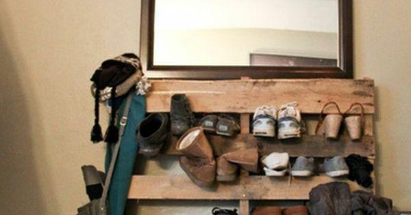 selbermachen einlage f r schuhe aufbewahren. Black Bedroom Furniture Sets. Home Design Ideas