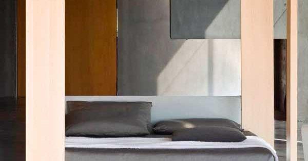 letto temple - design claesson koivisto rune - cinova | letti di, Badezimmer