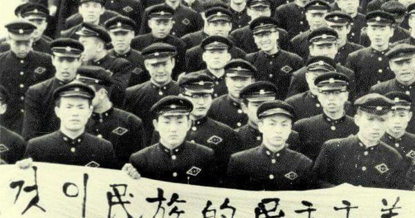 64년 6 3사태 역사 기록사진 한국