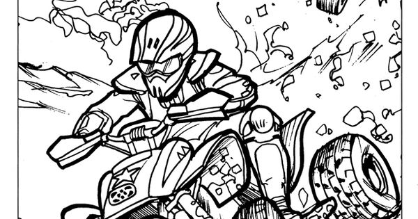 3 extreme sports coloring pages always looking for for Extreme coloring pages