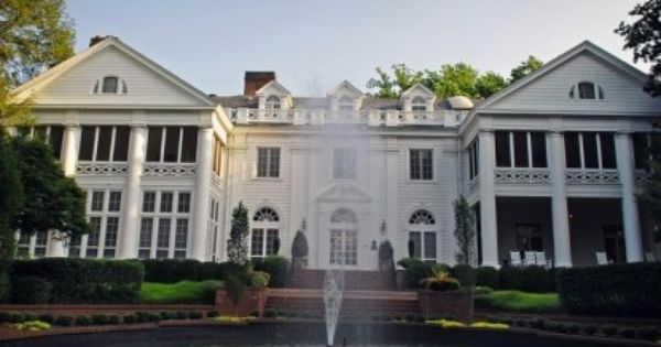 Duke Mansion in Charlotte, North Carolina