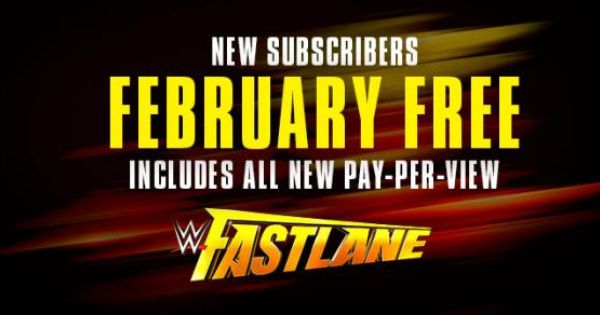 Wwe Network Free In February Wwe Pictures Wwe Pay Per View
