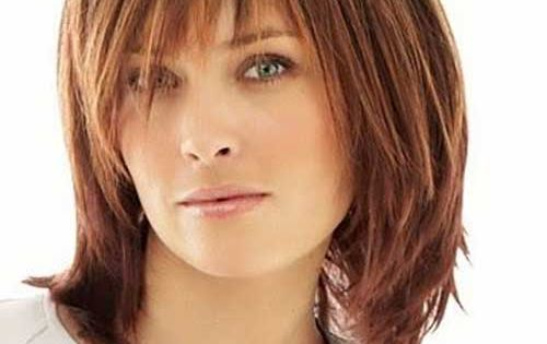 medium haircuts for hair twenty simple hairstyles for hair haircuts 4228