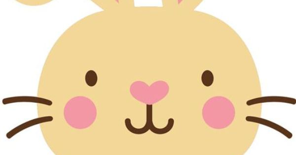 Create a Critter - 3 bunny  Cricut projects  Pinterest  벽 장식, 클립 아트 ...