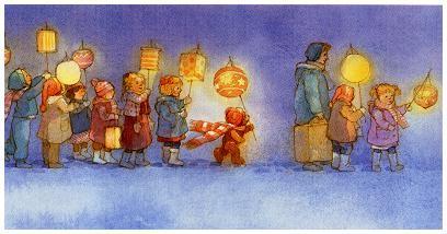 Martinstag St Martin 2014 Kinderzeichnungen Weihnachtskunst St Martin