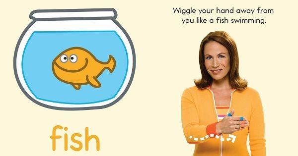 Fish Sign Language