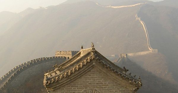 The Great Wall of China Traditional Chinese Simplified Chinese Literal meaning =