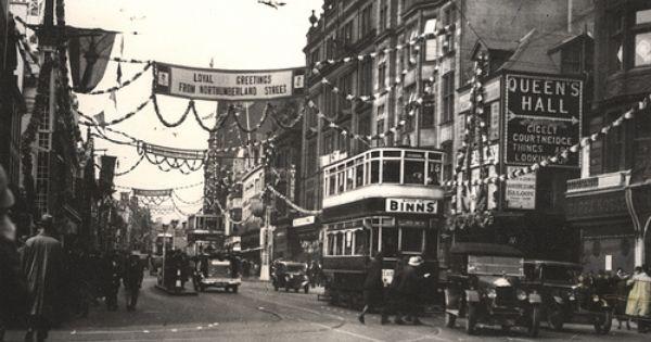 030483 Northumberland Street Newcastle Upon Tyne 1935 Newcastle