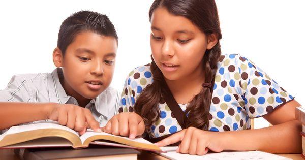 Image result for kids doing homework together