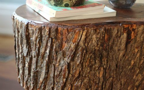 How to Preserve Tree Wood: DIY. Step by step tutorial for preserving