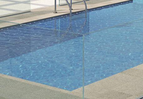 Cerramiento piscina cristal barandilla de vidrio - Vidrio para piscinas ...