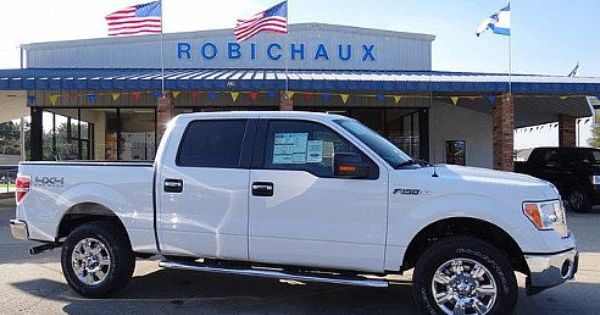 Ford F 150 Xlt 4x4 White Just Like Waylon S New Truck