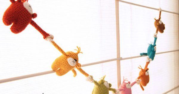 Amigurumi Tutorial Mono : Amigurumi: mono! (amigurumi monkey) Paso a paso ...