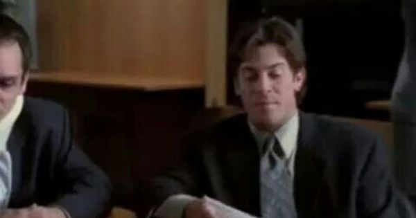 Lindsey McDonald (Christian Kane) -Screencap from Angel ...