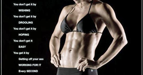 Jamie Eason - my new role model!