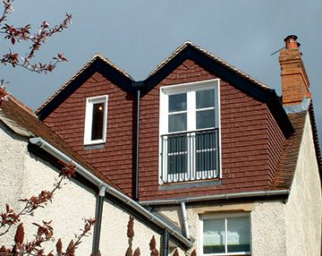 Oxford Lofts Case Study Double Pitched Roof Dormer Loft Conversion Roof Architecture House Roof Pergola Plans Design