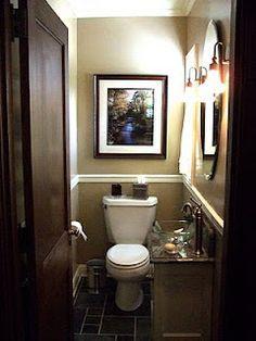 Tiny 1 2 Bathroom Ideas Google Search Powder Room Small