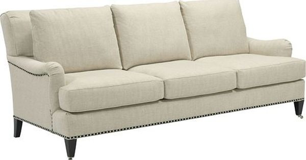 Deep Sofa Right Size Can Customize Drexel Heritage Gaige Sofa
