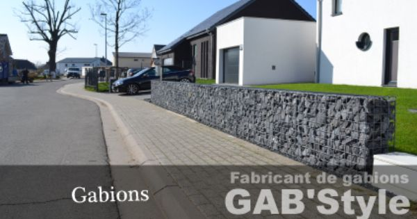 gabstyle fabricant de gabions all e pinterest internet for panneau gabion leroy merlin with mur. Black Bedroom Furniture Sets. Home Design Ideas