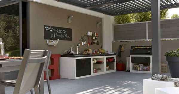 Am nager sa terrasse 2 terrasses pinterest am nager for Amenager sa cour exterieur
