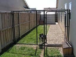 Dog Run Ideas On Side Of House Google Search Dog Run Side Yard Outdoor Dog Runs Backyard Dog Area