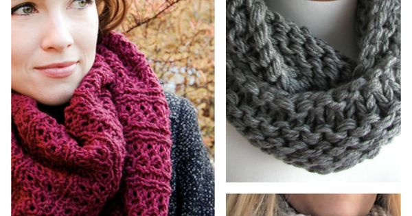 Cowl patterns