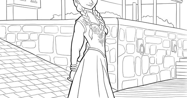 disney themed birthday coloring pages - photo#19