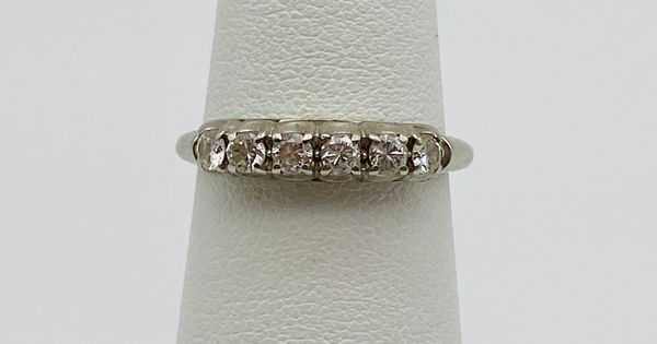 Diamond Rings Image By Gulf Coast Fine Jewelry In 2020 Diamond Bands Diamond Rings Bands Diamond Sizes