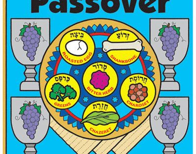 """Passover:"""" book review 