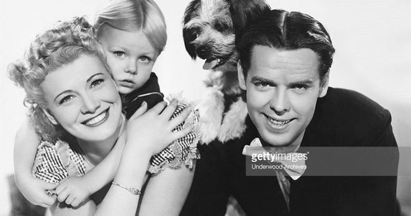 Dagwood And Blondie Movie | Penny singleton, Films and Movie