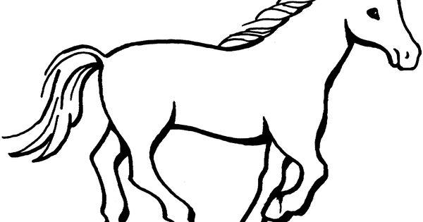 ausmalbild pferd  ausmalbilder für kinder  indianer