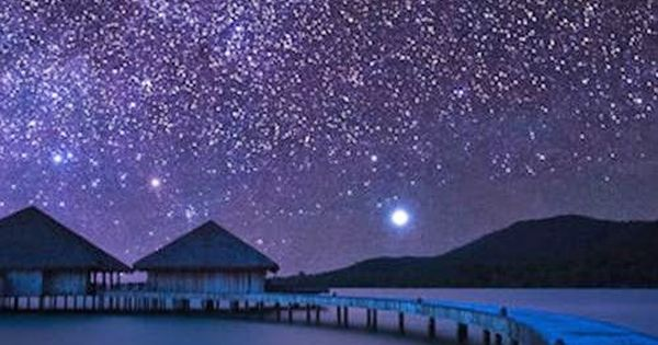 Milky Way, Song Saa Island, Cambodia Stunning! I think I've been to this place in my dreams...