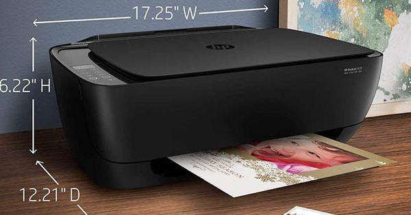 Hp Deskjet 3639 Review Nerdtechy Hp Deskjet Printer Printer Wireless Printer Small Photo Printer