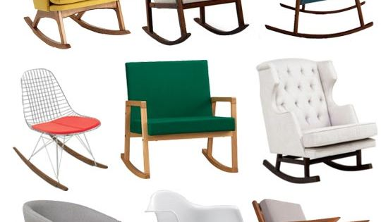 Best Rocking Chairs  Rockers, Eames and Therapy