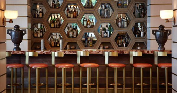 Miami Viceroy Hotel EOS Restaurant | wet bars | Pinterest | Wet bars, Bar  interior and Hospitality design