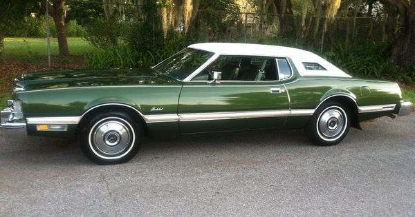 1974 Ford Thunderbird American Classic Cars Super Pictures