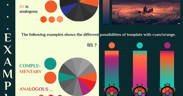 Character Design Color Theory : A really fantastic color theory tutorial showing the