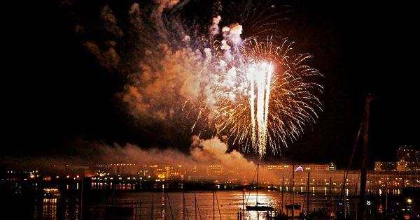 4th of july harbor cruise boston