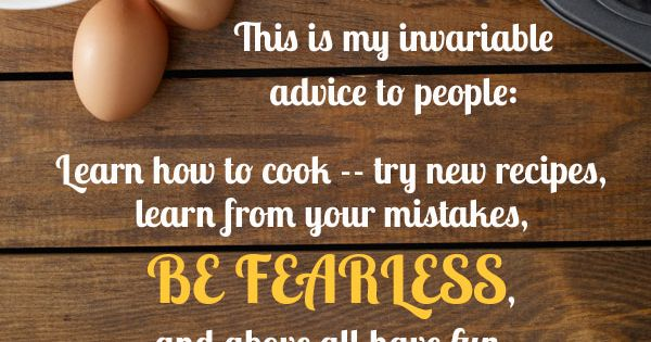 Food Quotes Julia Child | quoteeveryday.com