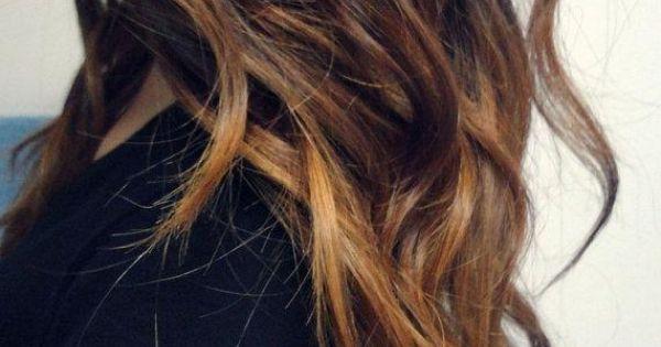 ❤️ braid haircolor coolhair longhairdontcare curly straight makeup hairdye hairfashion beauty haircolor