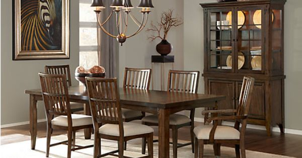 Merrydale 5 Pc Dining Room At Rooms To Go Find Dining