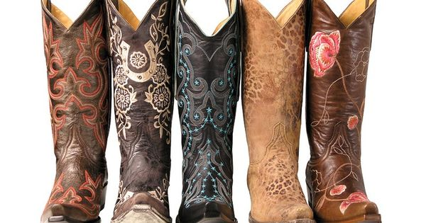 Old Gringo Boots ~ The Staple in every Southern Gals Closet!