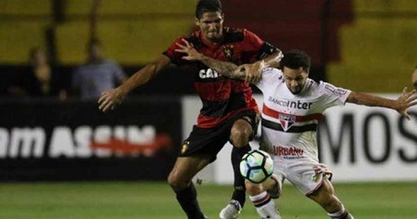 Assistir Sao Paulo X Sport Ao Vivo Online 01 10 2017 Transmissao