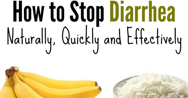 how to get rid of sickness and diarrhea fast