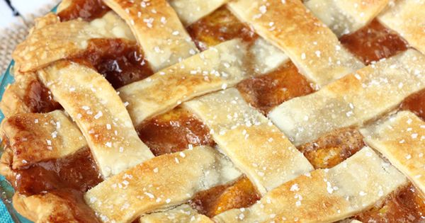 Peach Pie recipe! My hubby loves fresh sweet peaches every summer so