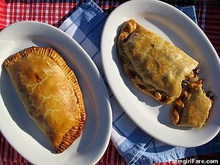 Jamie Oliver S Cornish Pasties With Beef Onion Potatoes And Carrots By Farmgirl Susan Via Flickr Cornish Pasties Pasties Recipes Food