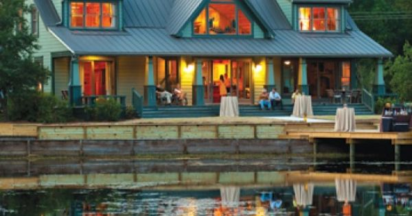 The Charleston Area Wedding Guide The Lake House At
